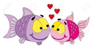 zaljubljene ribice