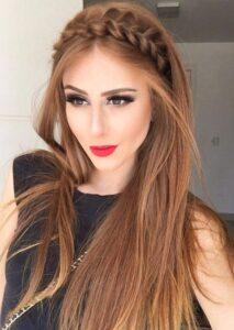 njena sexy kosa