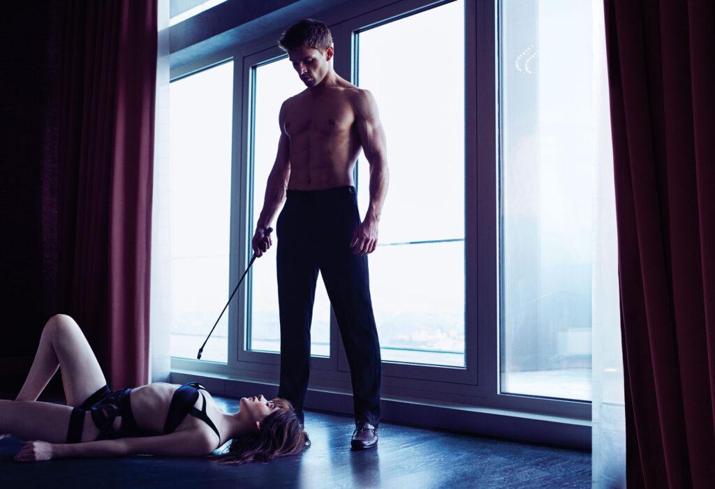 dominacija seksualna