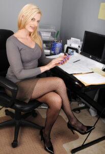 milf sekretarica sexy
