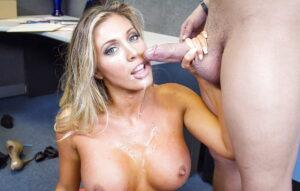 napunjena učiteljicina usta