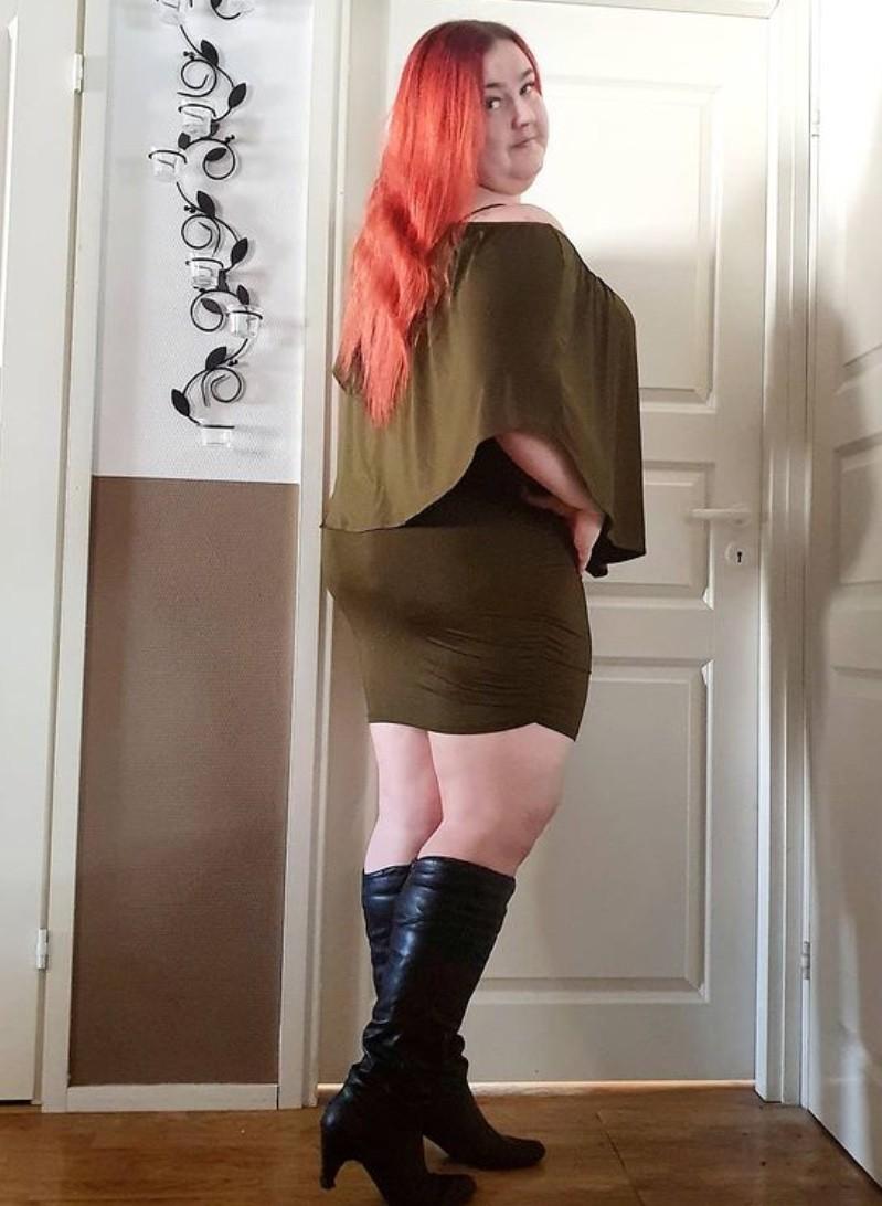 debela crvenokosa voli sve u sexu
